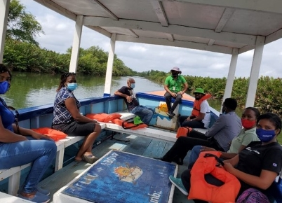 Safari Tour, South Negril River, World Wetlands Day 2021